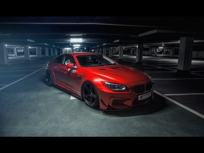 BMW MPower Movie