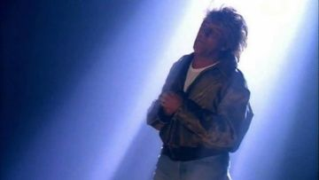 Rod Stewart - Rhythm of my heart (HD 16:9)