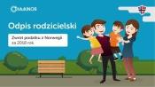 Odpis rodzicielski - zwrot podatku z Norwegii za 2018 rok