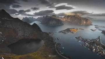 A Time Lapse of Arctic Norway