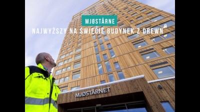 Mjøstårne – najwyższy na świecie budynek z drewna