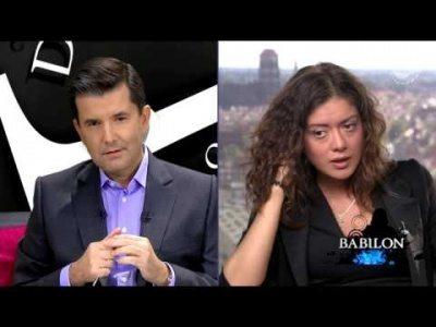 Miriam Shaded w programie Babilon