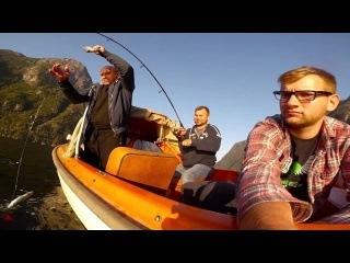 GoPro : Adventure trip to Norway (Preikestolen, Manafossen, Byrkjedal, Vikesa, Gloppedalsura)