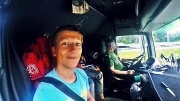 NORWEGIA - Polak  Autostopem Odc. 1