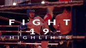 Battle of the South IV - fight 19 - HIGHLIGHTS /KRISTIANSAND/