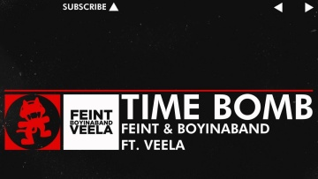 [DnB] - Feint & Boyinaband feat. Veela - Time Bomb [Monstercat Release]