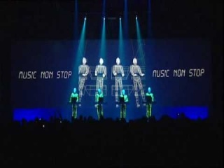 Kraftwerk - (Minimum Maximum) Music non stop