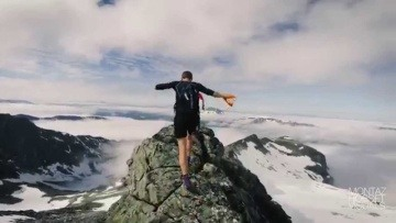 350 kilometrowy ultramaraton Tromso Skyrace 2015