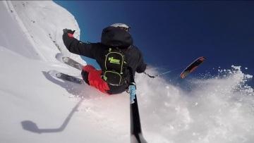 Ma Colline - Best of Snowkite 2015 Alex Robin