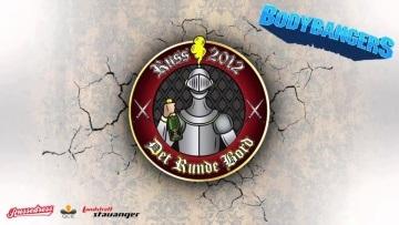 BODYBANGERS Inc. - DET RUNDE BORD 2012