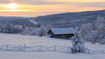 61 grader Nord Skeikampen Norge 2012