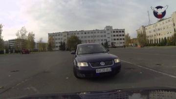 Spot Oddziału Specjalnego ŻW w Warszawie
