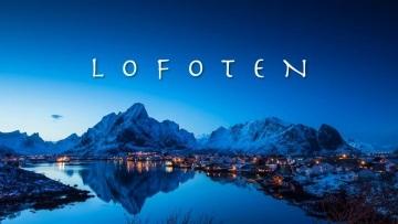 Lofoten - A timelapse postcard