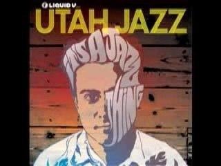 Utah Jazz - It's A Jazz Thing LP (Liquid V)