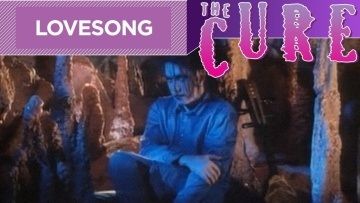 The Cure - Lovesong (Official Video)