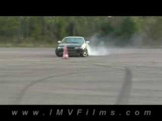 Drifting Nissan RB25 S13 - Drift Star Syndicate - IMV Films