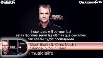 Dash Berlin ft. Chris Madin - Silence In Your Heart (#musicislife Official)