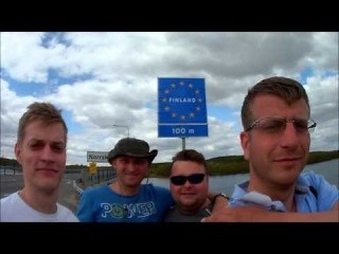 Norwegia Nordkapp- wycieczka