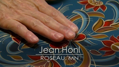 Jean Honl: Traditional Norwegian Art, Roseau MN