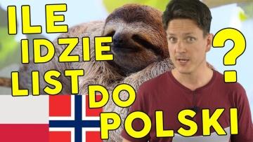 Listy z Polski do Norwegii i odwrotnie, czyli jak działa poczta - wasze komentarze