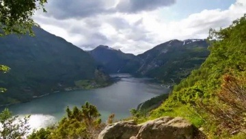 Fjord Norway: Landscape in Timelapse