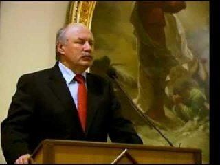 Obraz człowieka w cywilizacji kłamstwa -- prof. dr hab. Piotr Jaroszyński
