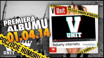 V-Unit - V na Euro (nieOFICJALNY hymn EURO 2012) OFFICIAL VIDEO