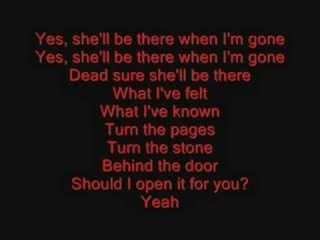 Metallica - The unforgiven II [Lyrics]