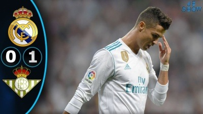 Real Madrid vs Real Betis 0-1 - Goals & Highlights 20/09/2017 HD