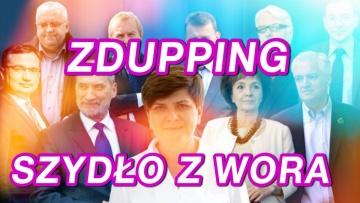 SZYDŁO Z WORA - ZDUPPING