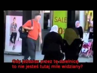 Muzułmanie w Polsce i Europie  przerażające fakty Islam in