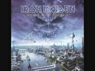 Iron Maiden - The Thin Line Between Love and Hate