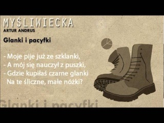Artur Andrus - Glanki i pacyfki (official single)