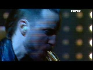 SHINING (NOR): Fisheye - live at Norwegian TV 2009.10.19