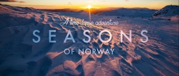 SEASONS of NORWAY - A Time-Lapse Adventure