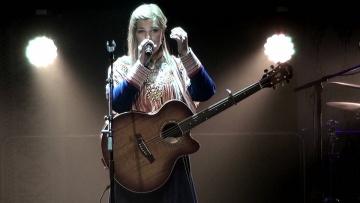 The Winner of SÁMI GRAND PRIX 2012 | Inger Karoline Gaup