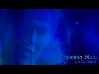 MORTEN HARKET - Spanish Steps [official music video w/ lyrics subtitles]