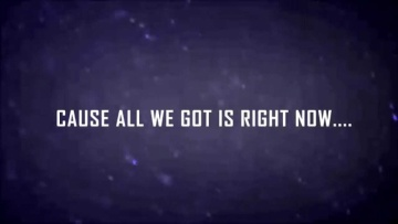 Rihanna - Right Now (ft. David Guetta) Lyrics Video Full Song