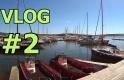 Norweski Vlog #2 || Mały Spacer - Twierdza Akershus, Przystań Akker Brygge [OSLO 2017]