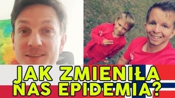 Pandemia już nas zmieniła na lepsze - Dominik Cybulski