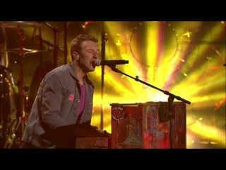 Coldplay - FIX YOU live in Madrid.