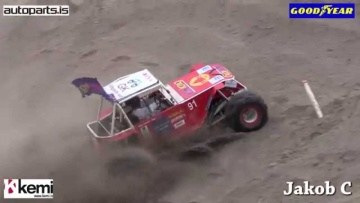 Formula Offroad FIA/NEZ Skien, Norway 2015! Day 1 Alexander Már Steinarsson - All-in