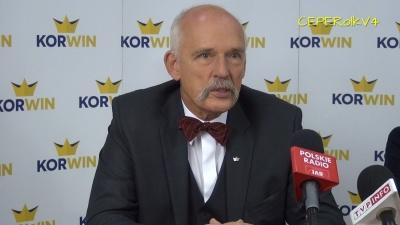 Czy Ryszard Petru jest wolnorynkowcem? - konferencja prasowa Partii KORWiN 14.10.2015