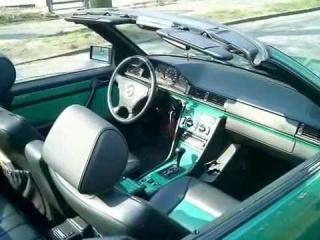 Mercedes W124 Cabrio AMG (Part 2 of 5)