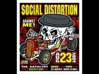 Social Distortion-Don't Drag  Me Down