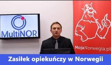 Zasiłek opiekuńczy w Norwegii