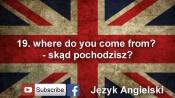 Język Angielski najczęściej używane zwroty część 2