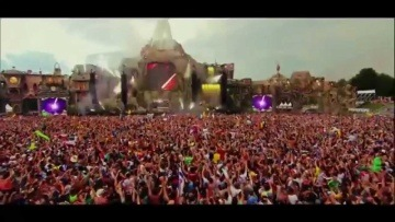 Gigi D'agostino - L'amour Toujours Tomorrowland video mix