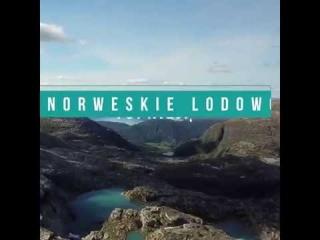 Norweskie lodowce topnieją