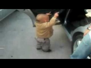 Najmłodszy klubowicz na świecie;)